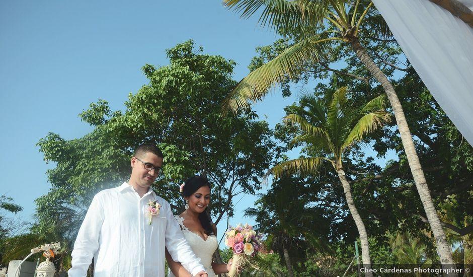 El matrimonio de José y Maria Fernanda en Santa Marta, Magdalena
