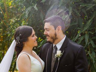 El matrimonio de Catalina  y Daniel 2