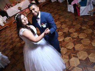 El matrimonio de Lizeth y Edgar