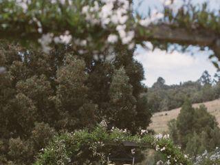 El matrimonio de Kely y Oscar 1
