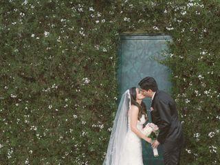 El matrimonio de Kely y Oscar