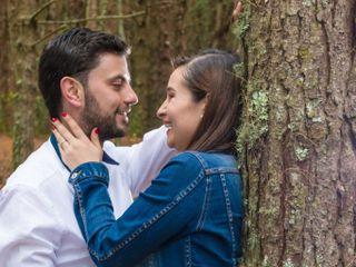 El matrimonio de Paula y Javier 1