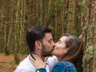 El matrimonio de Paula y Javier 2
