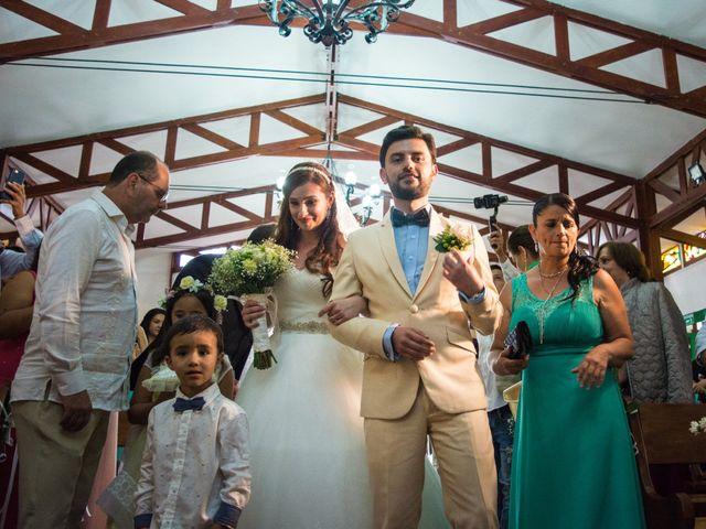 El matrimonio de Javier y Paula en Armenia, Quindío 25