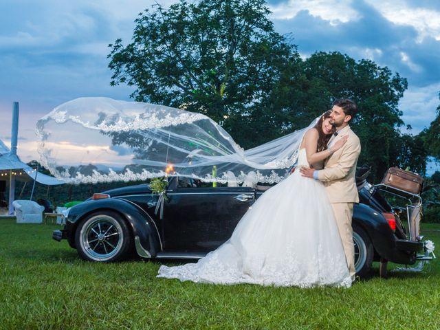 El matrimonio de Javier y Paula en Armenia, Quindío 35