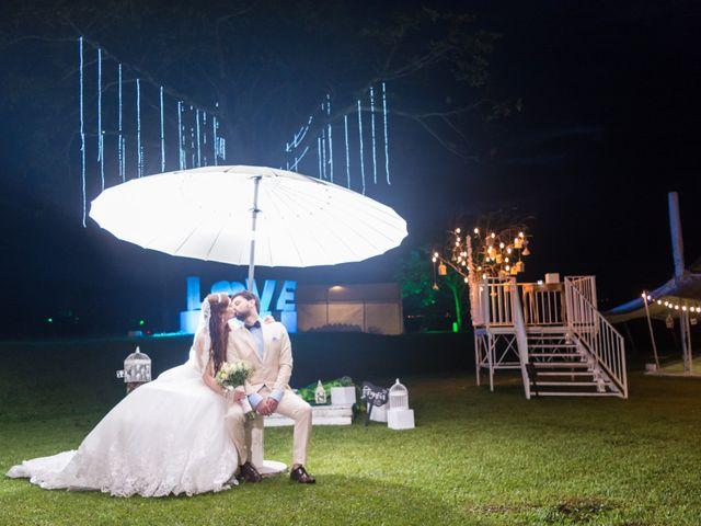 El matrimonio de Paula y Javier