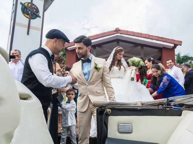 El matrimonio de Javier y Paula en Armenia, Quindío 43