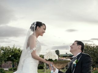 El matrimonio de Diana y Alejandro 2