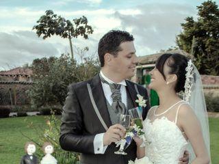 El matrimonio de Diana y Alejandro 3
