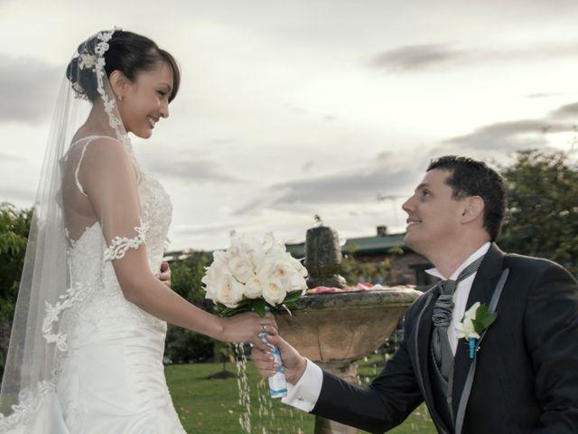 El matrimonio de Diana y Alejandro