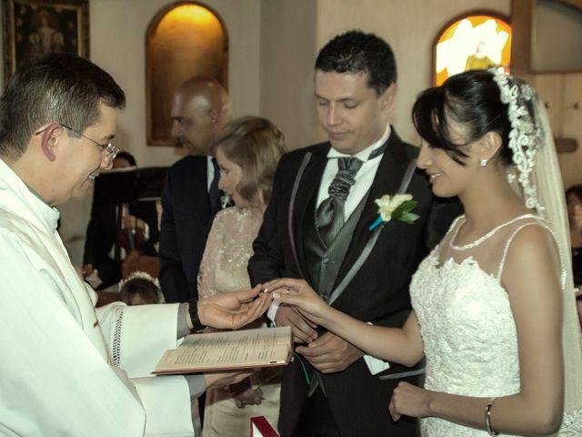 El matrimonio de Alejandro y Diana en Chía, Cundinamarca 2