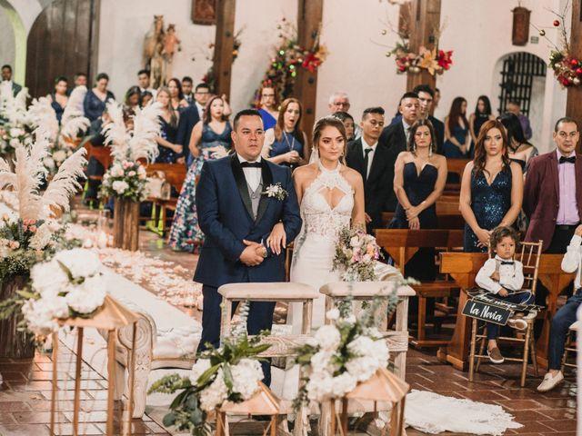 El matrimonio de Daniela y Fernando en Copacabana, Antioquia 20