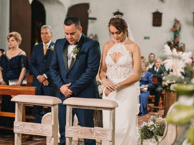 El matrimonio de Daniela y Fernando en Copacabana, Antioquia 21
