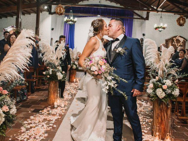 El matrimonio de Daniela y Fernando en Copacabana, Antioquia 22