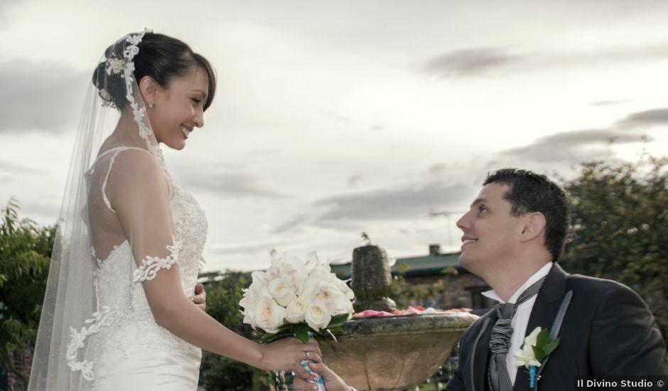 El matrimonio de Alejandro y Diana en Chía, Cundinamarca