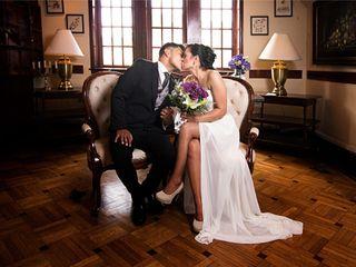 El matrimonio de Johanna y Ivan