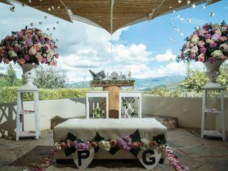 El matrimonio de Paola y Diego 2