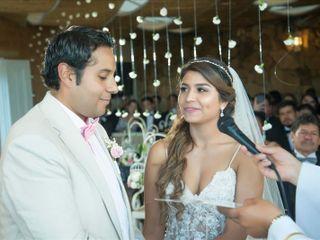 El matrimonio de Paola y Diego