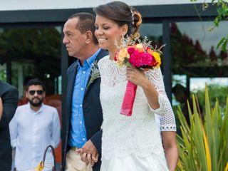 El matrimonio de Lucenith y Yair 2