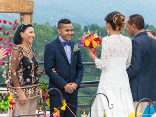 El matrimonio de Lucenith y Yair 3