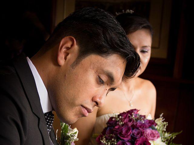 El matrimonio de Ivan y Johanna en Bogotá, Bogotá DC 10