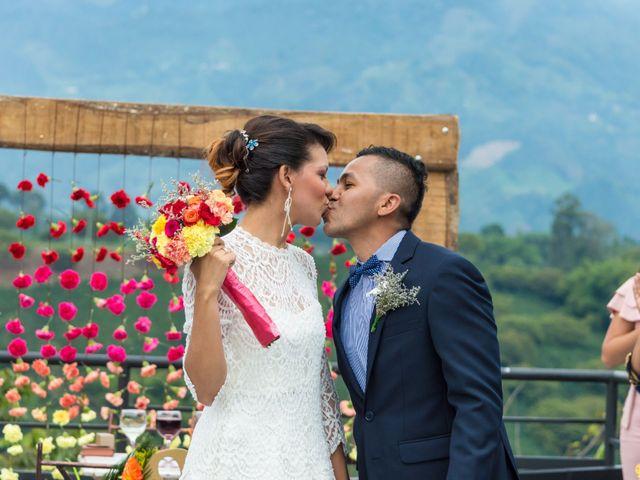 El matrimonio de Yair y Lucenith en Armenia, Quindío 9