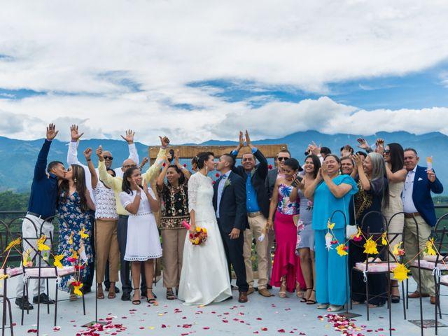 El matrimonio de Yair y Lucenith en Armenia, Quindío 23