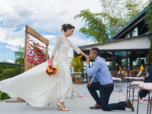 El matrimonio de Yair y Lucenith en Armenia, Quindío 24