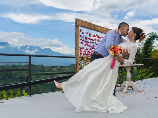 El matrimonio de Yair y Lucenith en Armenia, Quindío 25