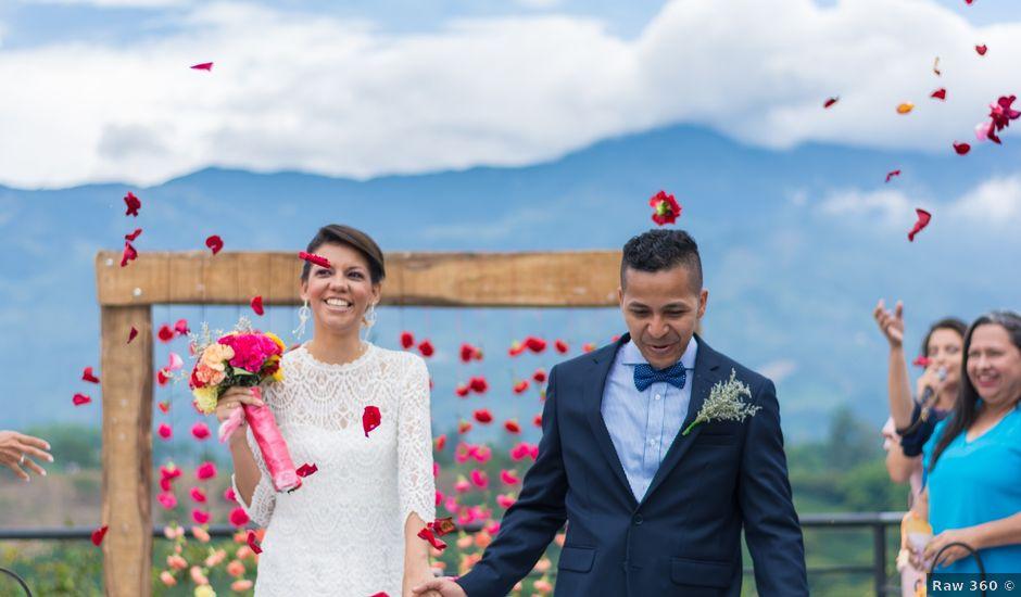 El matrimonio de Yair y Lucenith en Armenia, Quindío