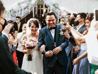 El matrimonio de Jenny  y Alejandro  1