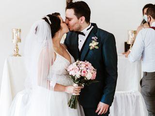 El matrimonio de Jenny  y Alejandro  3