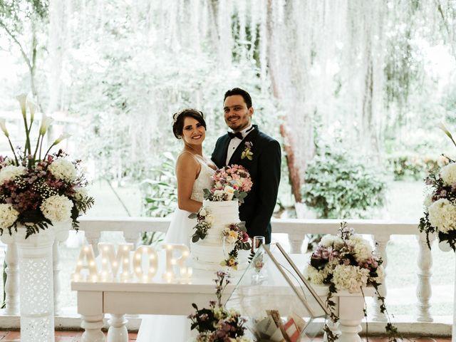 El matrimonio de Alejandro  y Jenny  en Bucaramanga, Santander 2