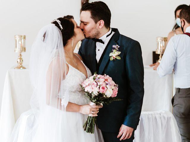 El matrimonio de Alejandro  y Jenny  en Bucaramanga, Santander 3