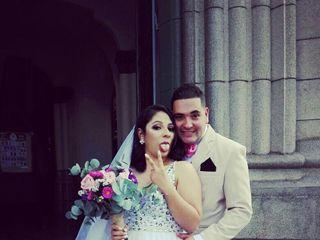 El matrimonio de Juliana y Oswaldo 1