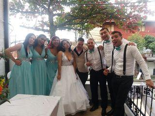 El matrimonio de Juliana y Oswaldo 2