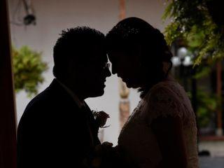 El matrimonio de Diego y Lina 1