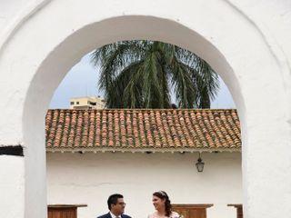 El matrimonio de Diego y Lina 2