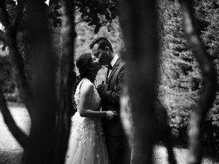 El matrimonio de Álvaro y Sara
