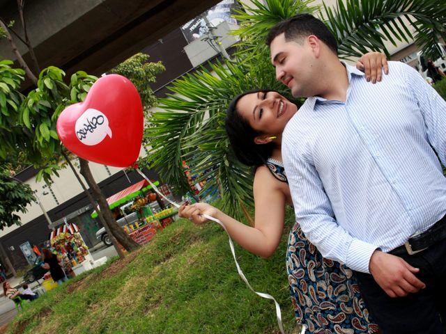 El matrimonio de Oswaldo y Juliana en Medellín, Antioquia 7