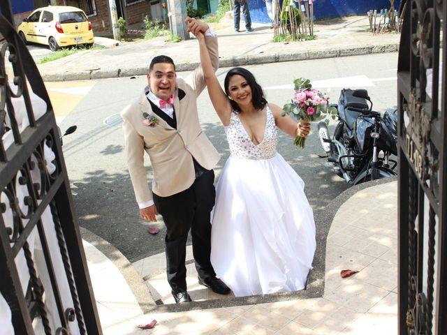 El matrimonio de Juliana y Oswaldo