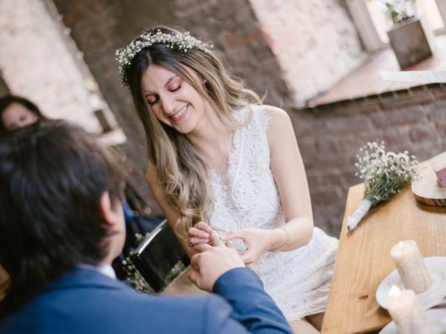 El matrimonio de Jessica y Simón