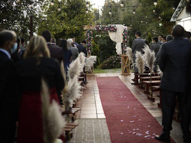 El matrimonio de Sara y Álvaro en Cota, Cundinamarca 1