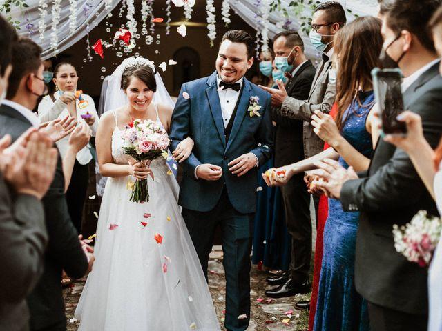 El matrimonio de Álvaro y Jenny en Bucaramanga, Santander 17