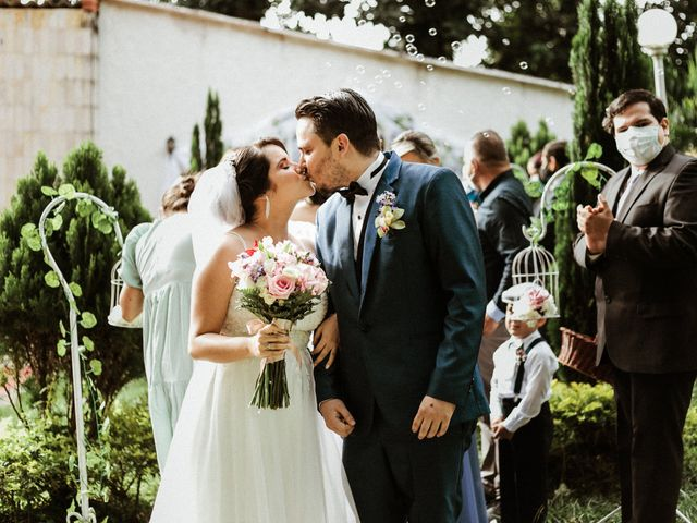 El matrimonio de Álvaro y Jenny en Bucaramanga, Santander 18