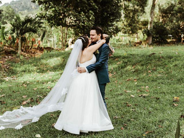 El matrimonio de Álvaro y Jenny en Bucaramanga, Santander 22