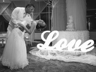 El matrimonio de Viviana y Jose