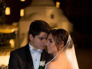 El matrimonio de Valentina y Luis 1
