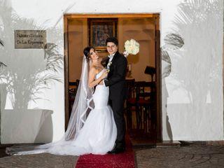 El matrimonio de Valentina y Luis
