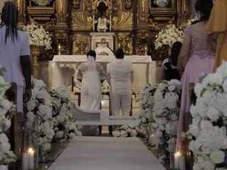 El matrimonio de Shannon y Pablo 2
